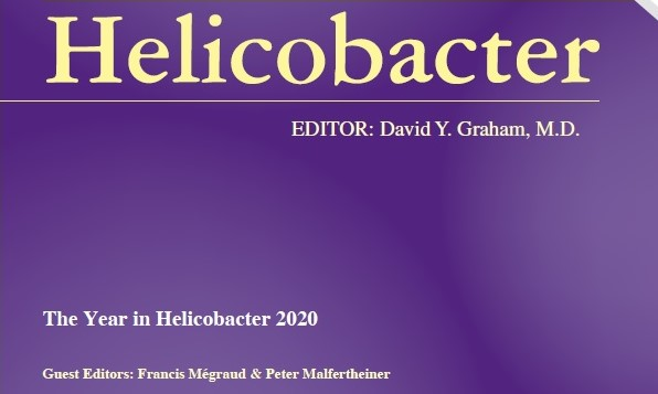 The Year in Helicobacter